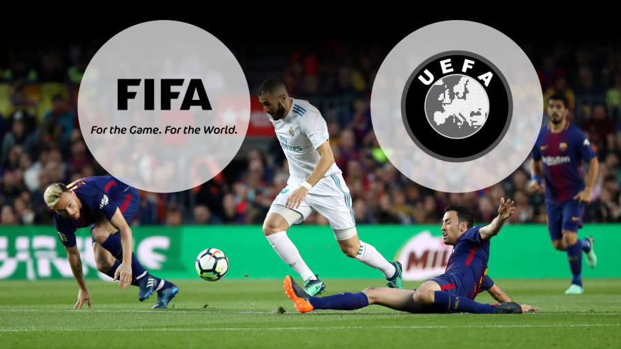 Fifa's global football plans set up clash with Uefa