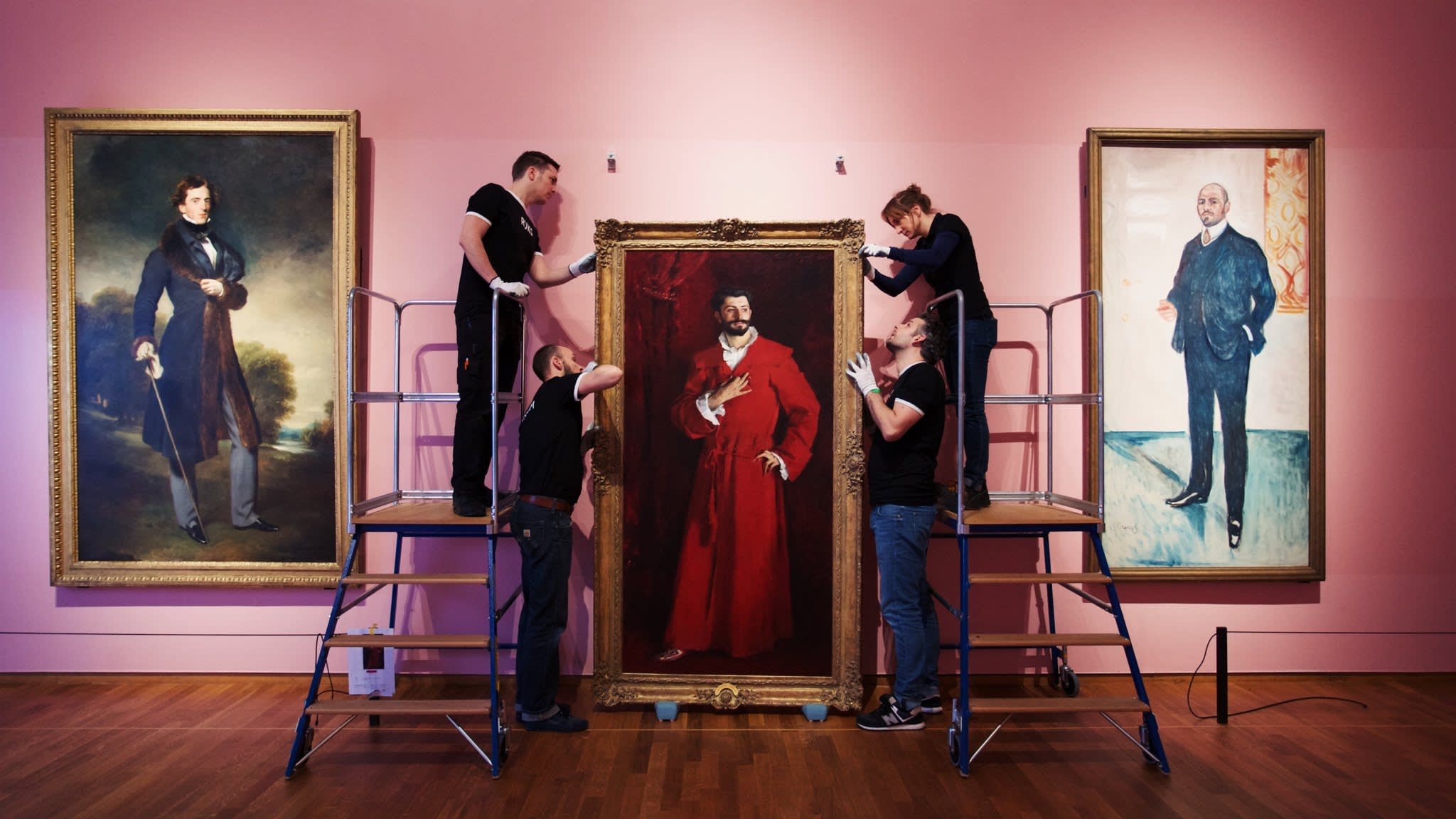 High and mighty: an extravaganza of portraiture at the Rijksmuseum