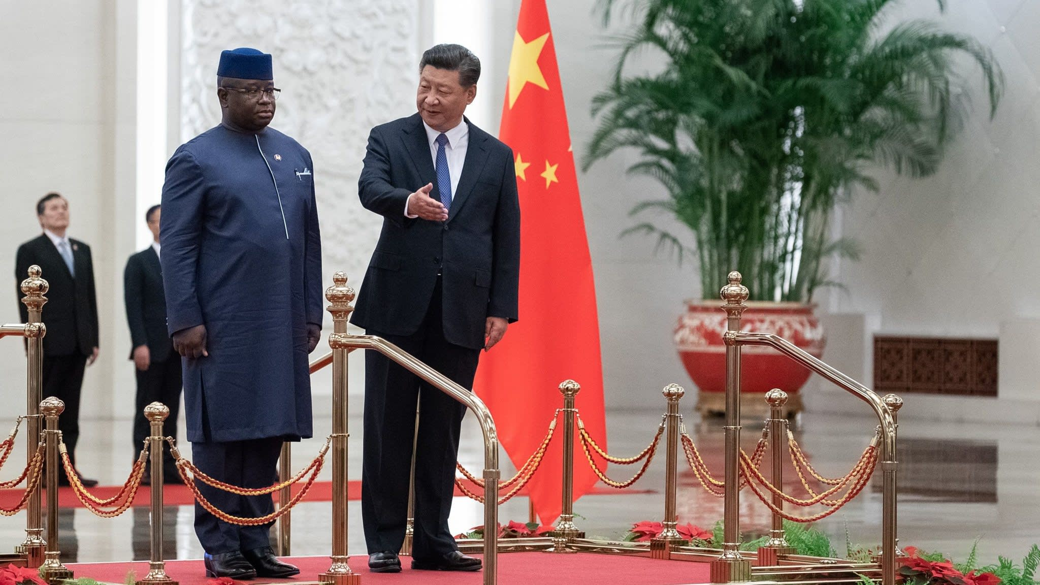 Africa seeks China deals that will bring jobs and skills