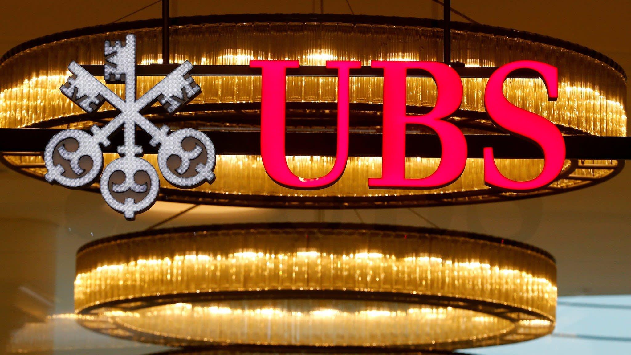 UBS employee 'used burner phones for insider tips'