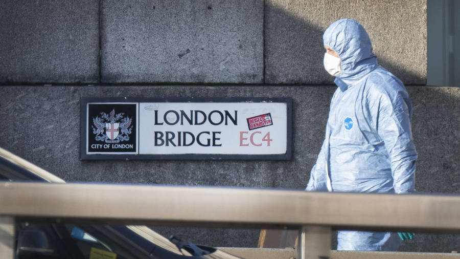 Questions over how London Bridge terrorist was freed to strike