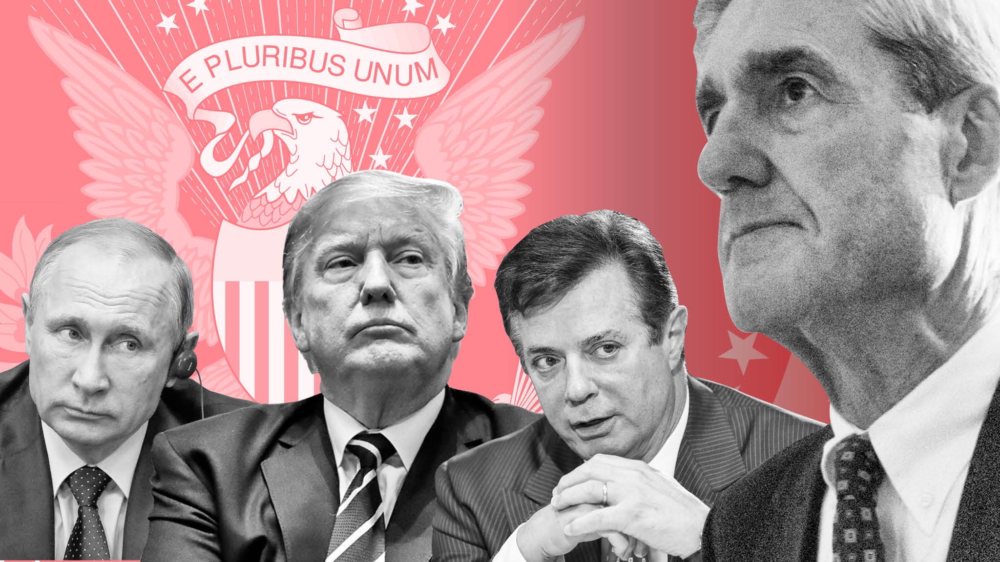 Trump-Russia timeline: key moments in the Mueller investigation