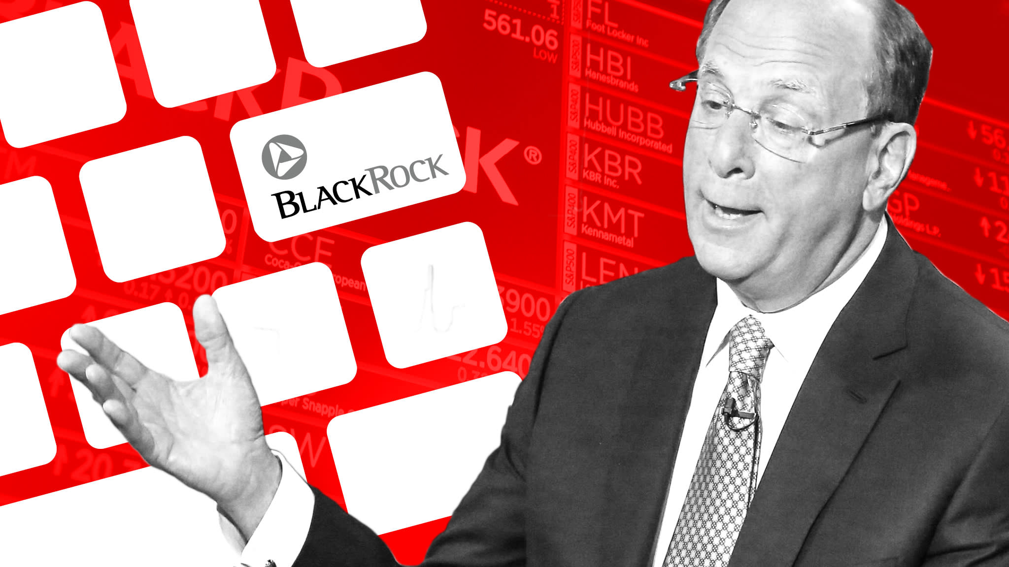 Will BlackRock's algorithms beat the fund managers?
