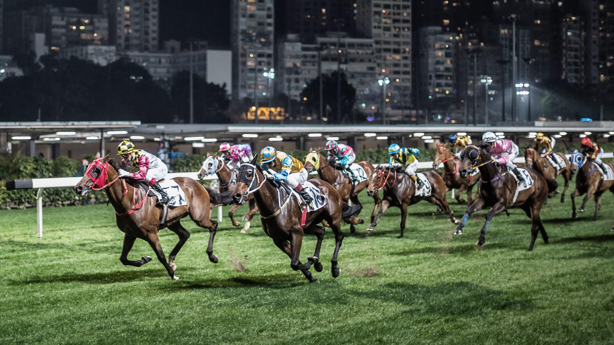 Hong Kong Jockey Club: betting on charity