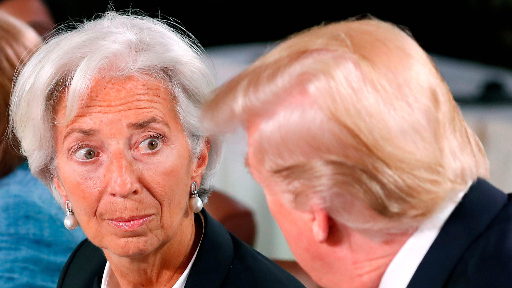 IMF: the fight to woo a sceptical US over funding