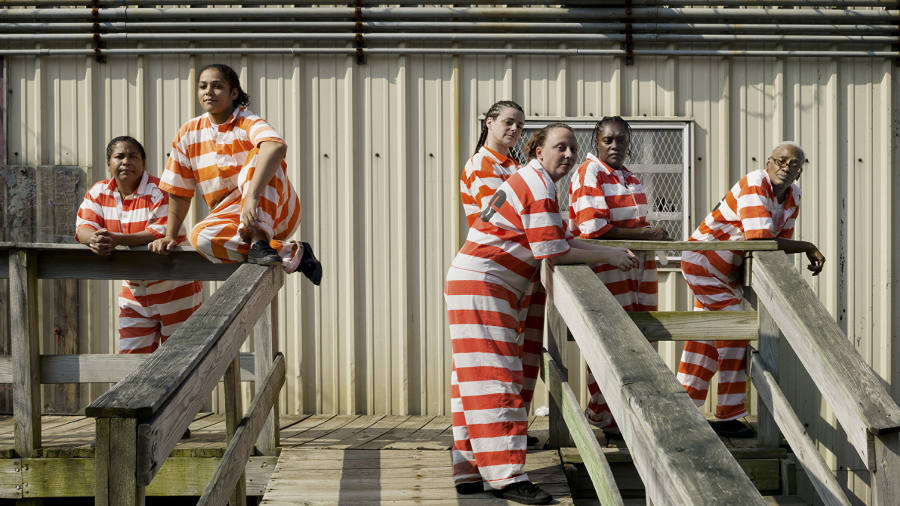 Snapshot: 'Prison Nation' at the Aperture Foundation gallery