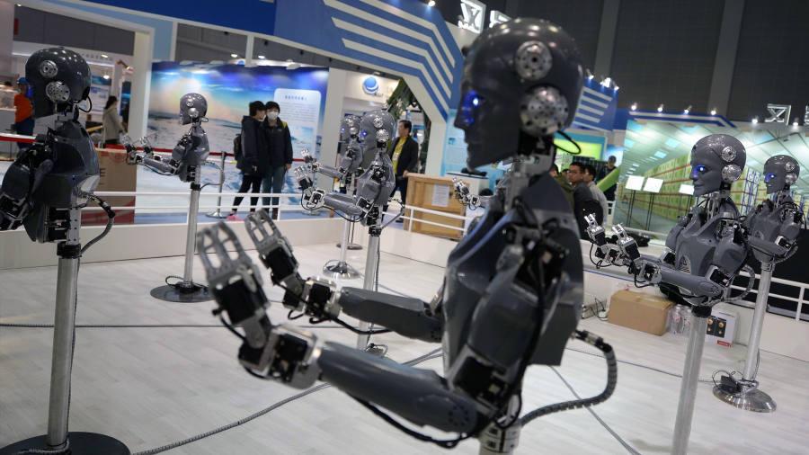 China seeks quantum leap to a new economic model | Financial