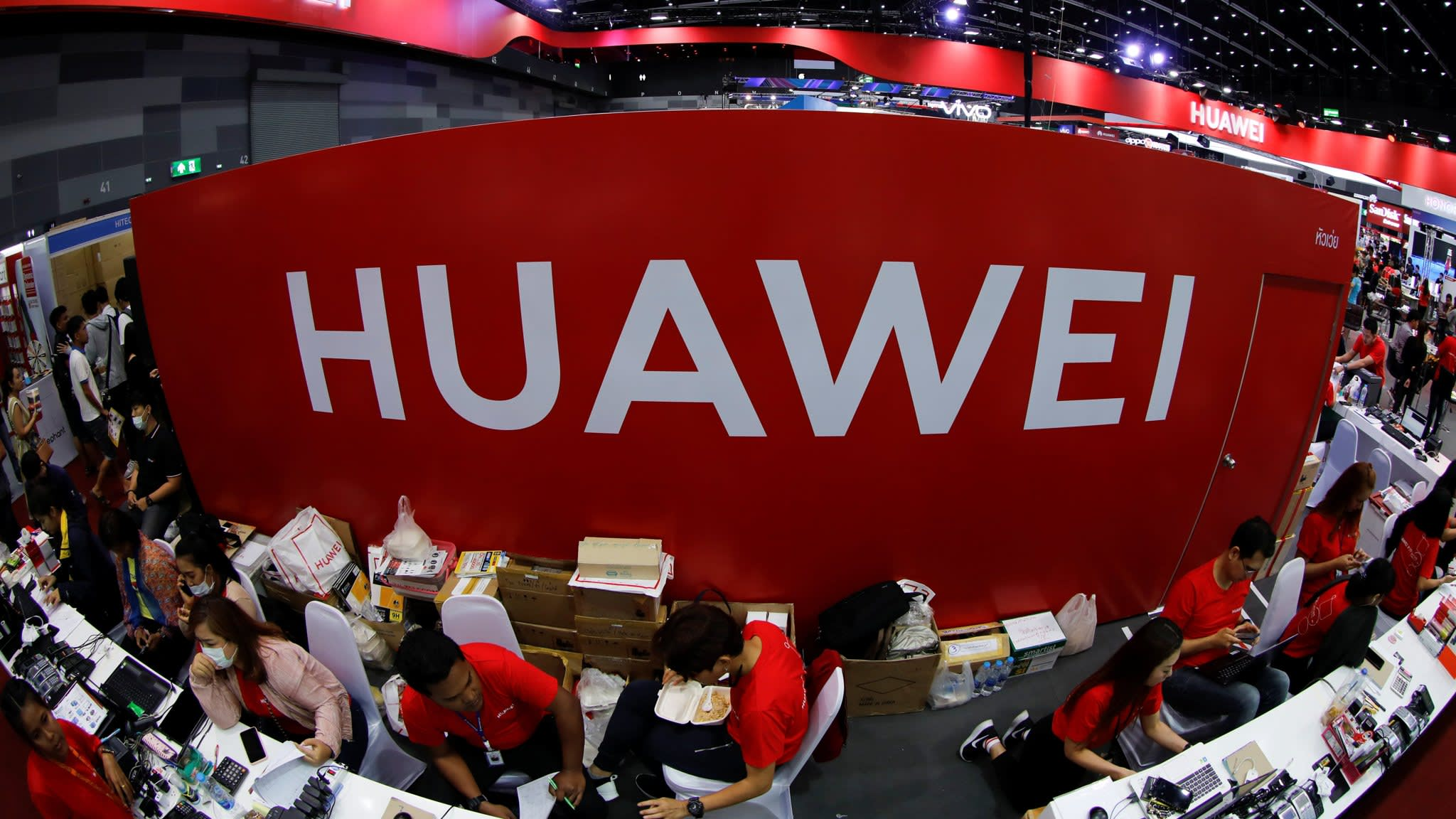 Huawei to offload undersea telecoms cable business