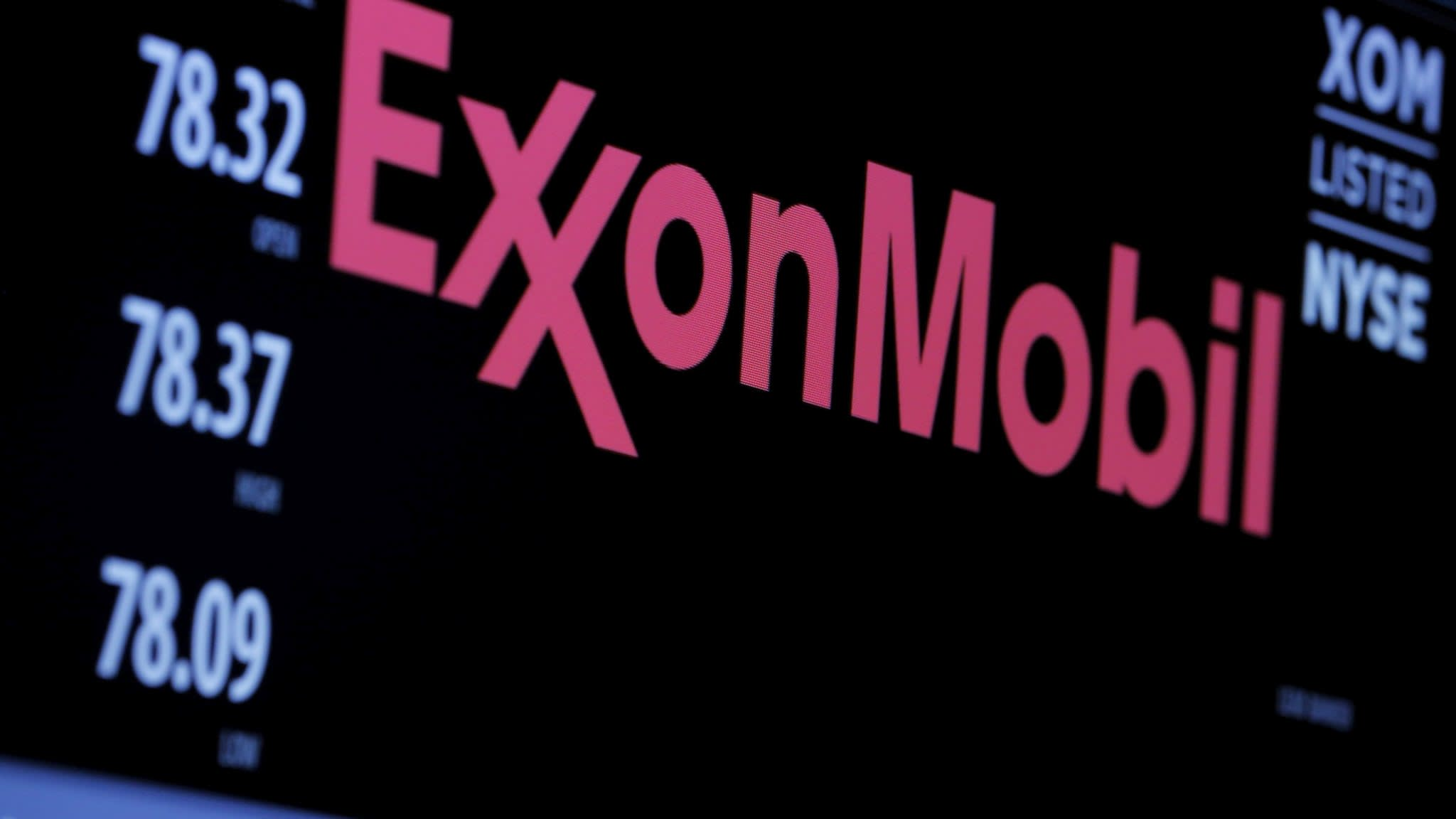 New York sues Exxon for misleading investors on climate change risks
