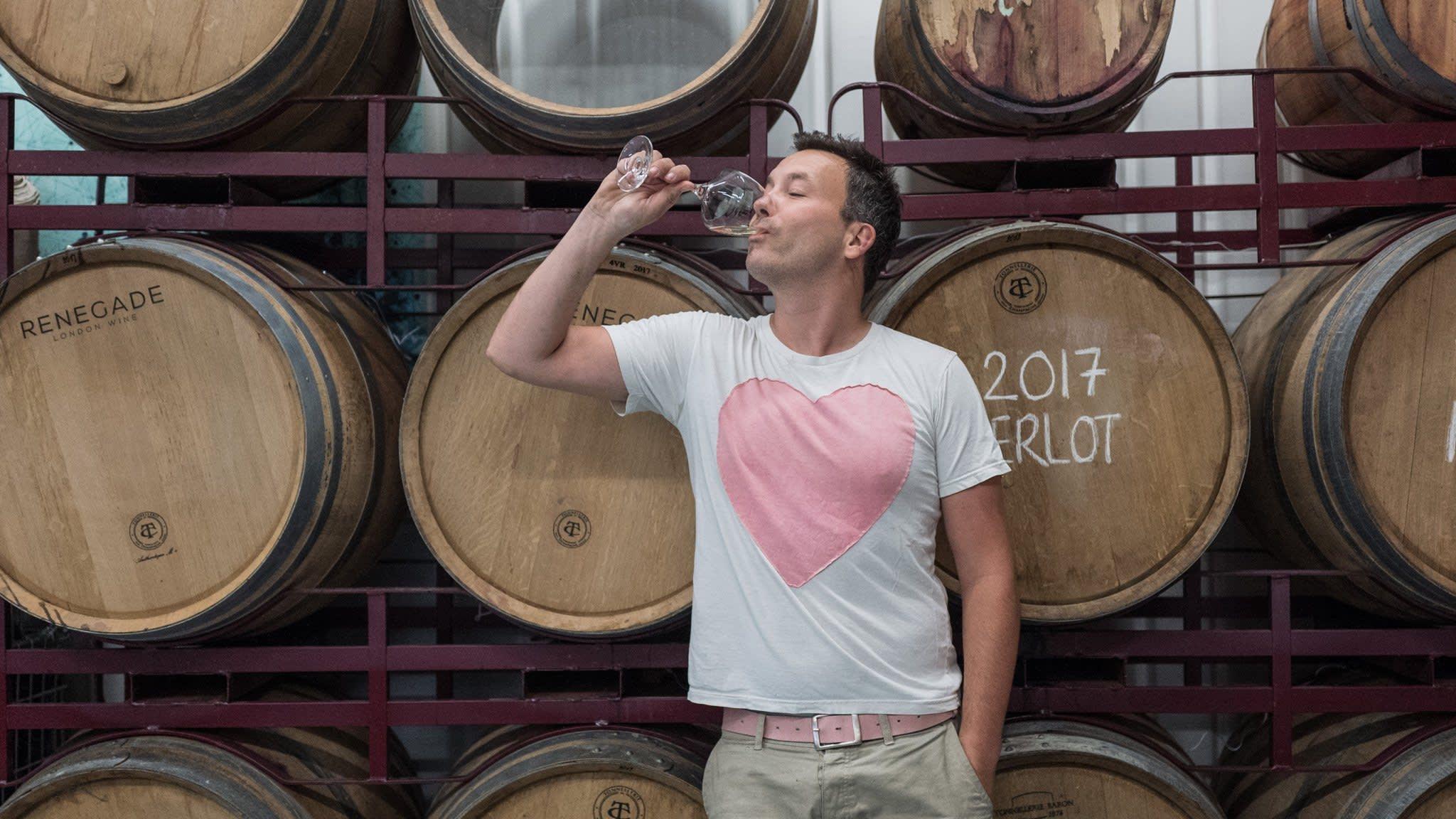 London develops a taste for urban wineries