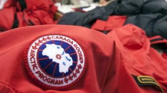 11cb890dbfe Canada Goose shares clock worst day on record as heady growth set to ...