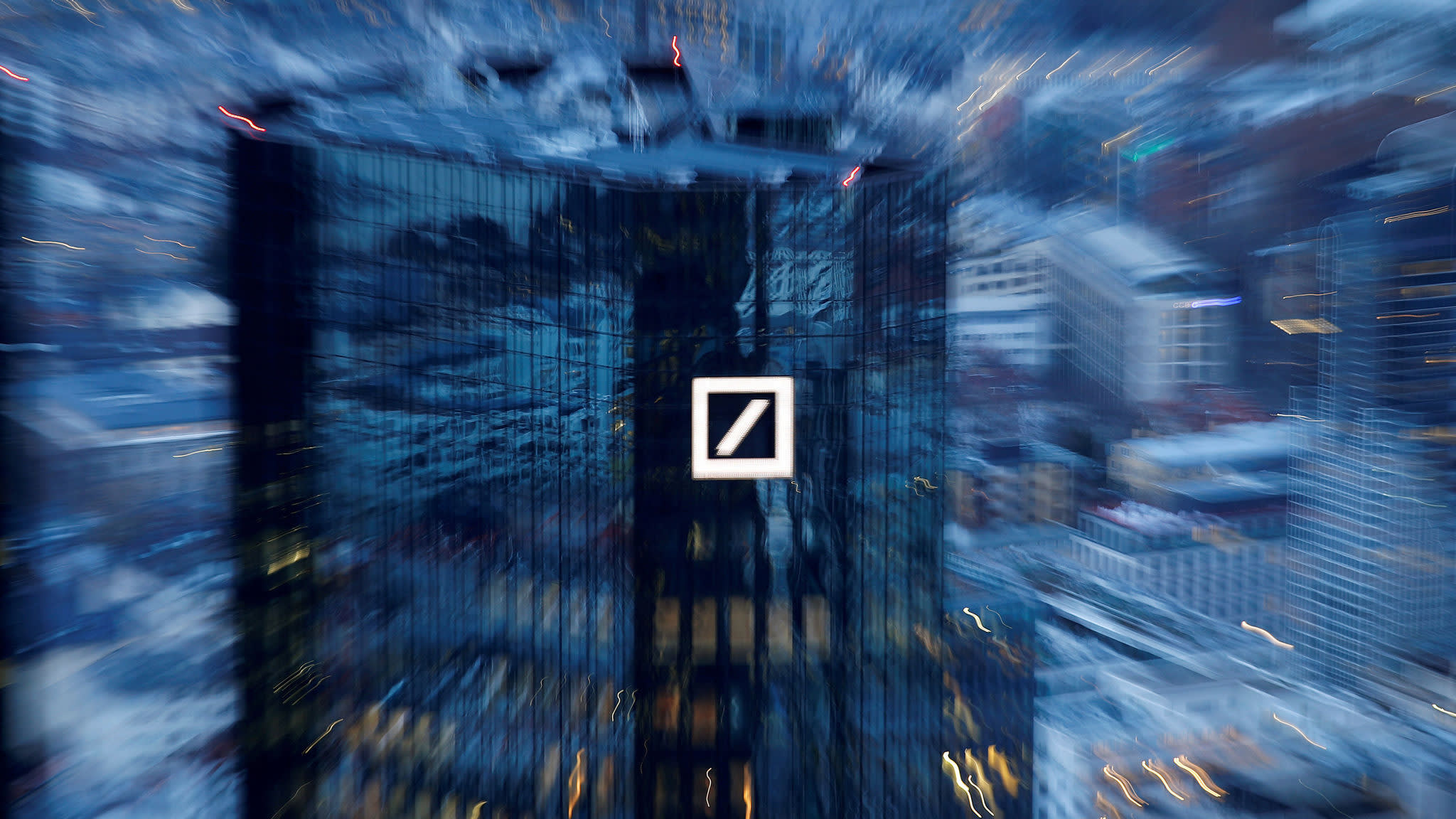Deutsche Bank, HNA, and the GAR chase | FT Alphaville