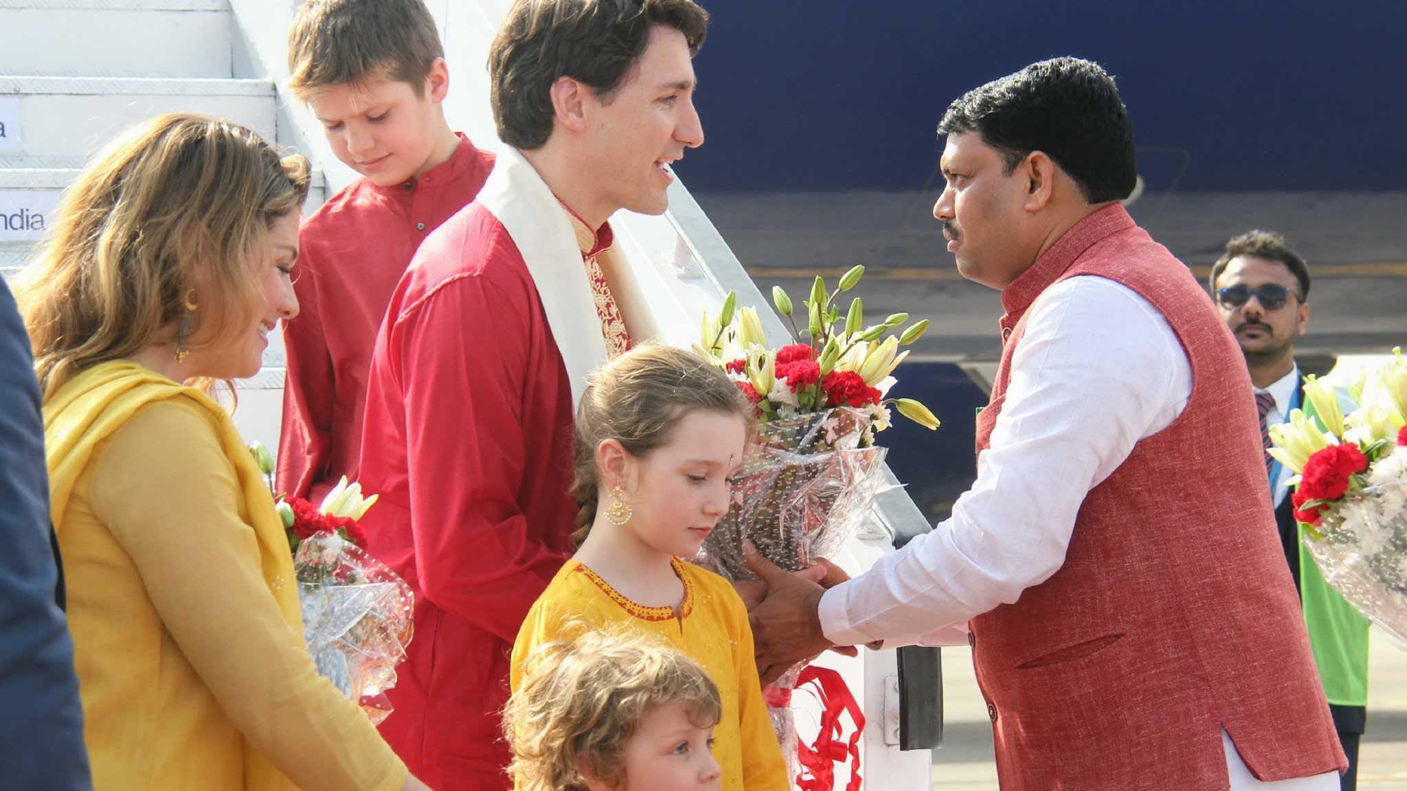 Trudeau receives cool reception from New Delhi