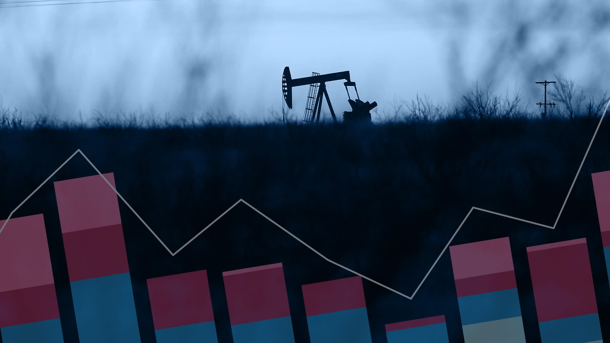 Global energy stocks hit by worries on growth outlook