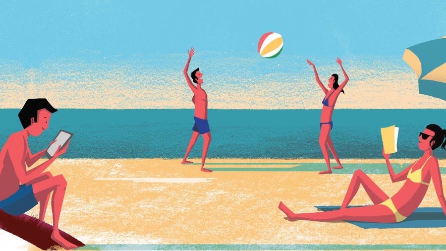 Summer Books Guide Financial Times
