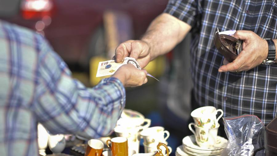 Trading Secrets Of The Car Boot Sale Revealed Financial Times