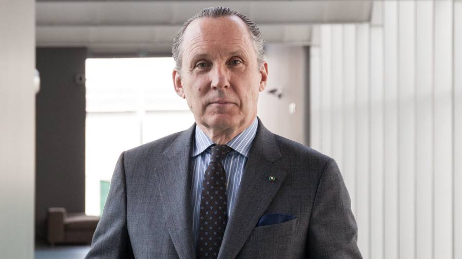 Italian Luxury Group Zegna Tailors Its Cloth To Suit