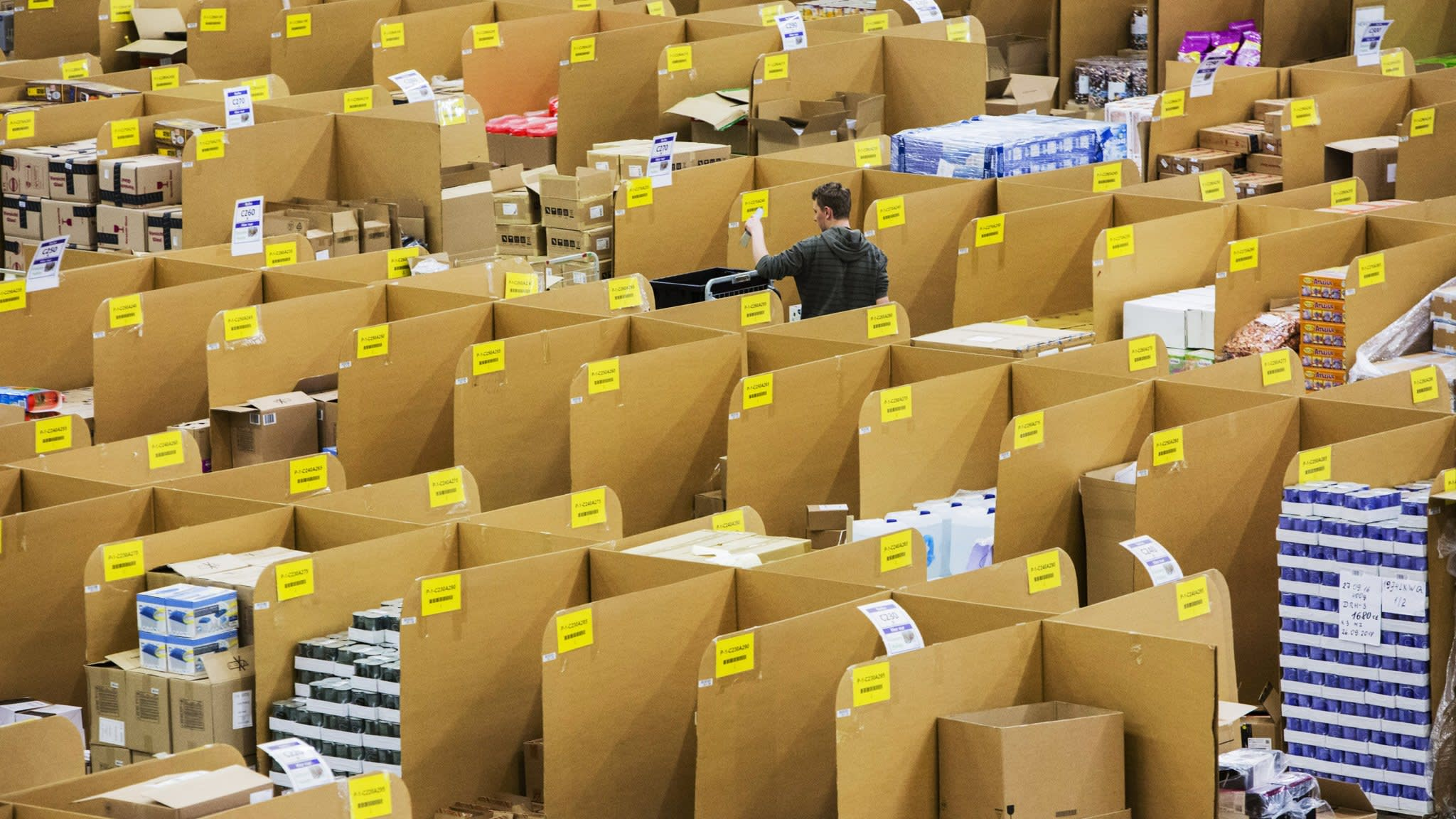Strikes by Amazon workers in Europe threaten Prime Day sales