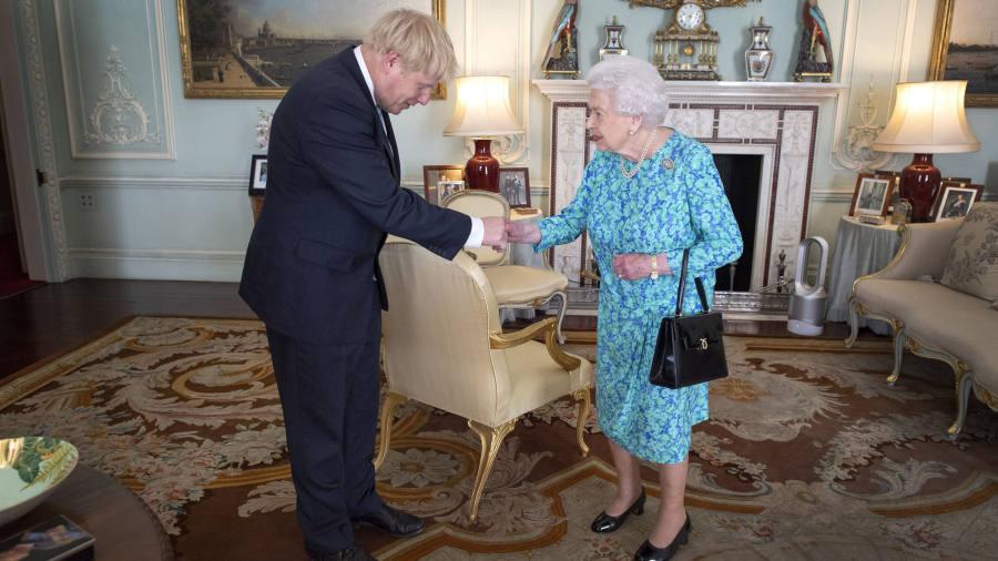 Scottish judges decide Boris Johnson misled the Queen