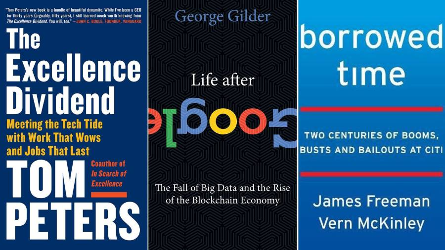 FT business books of the month: summer edition | Financial Times