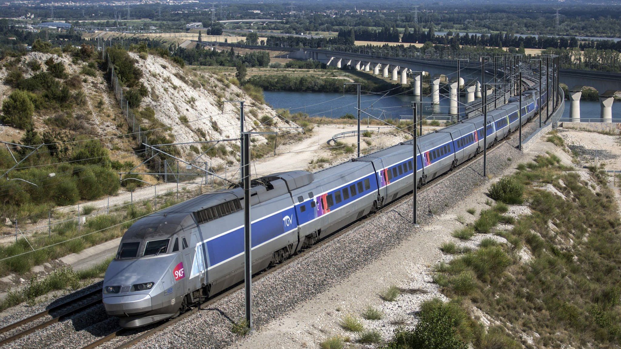 EU warns Siemens-Alstom deal 'could harm millions' of passengers