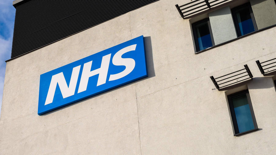 NHS property company battles £422m of unpaid charges