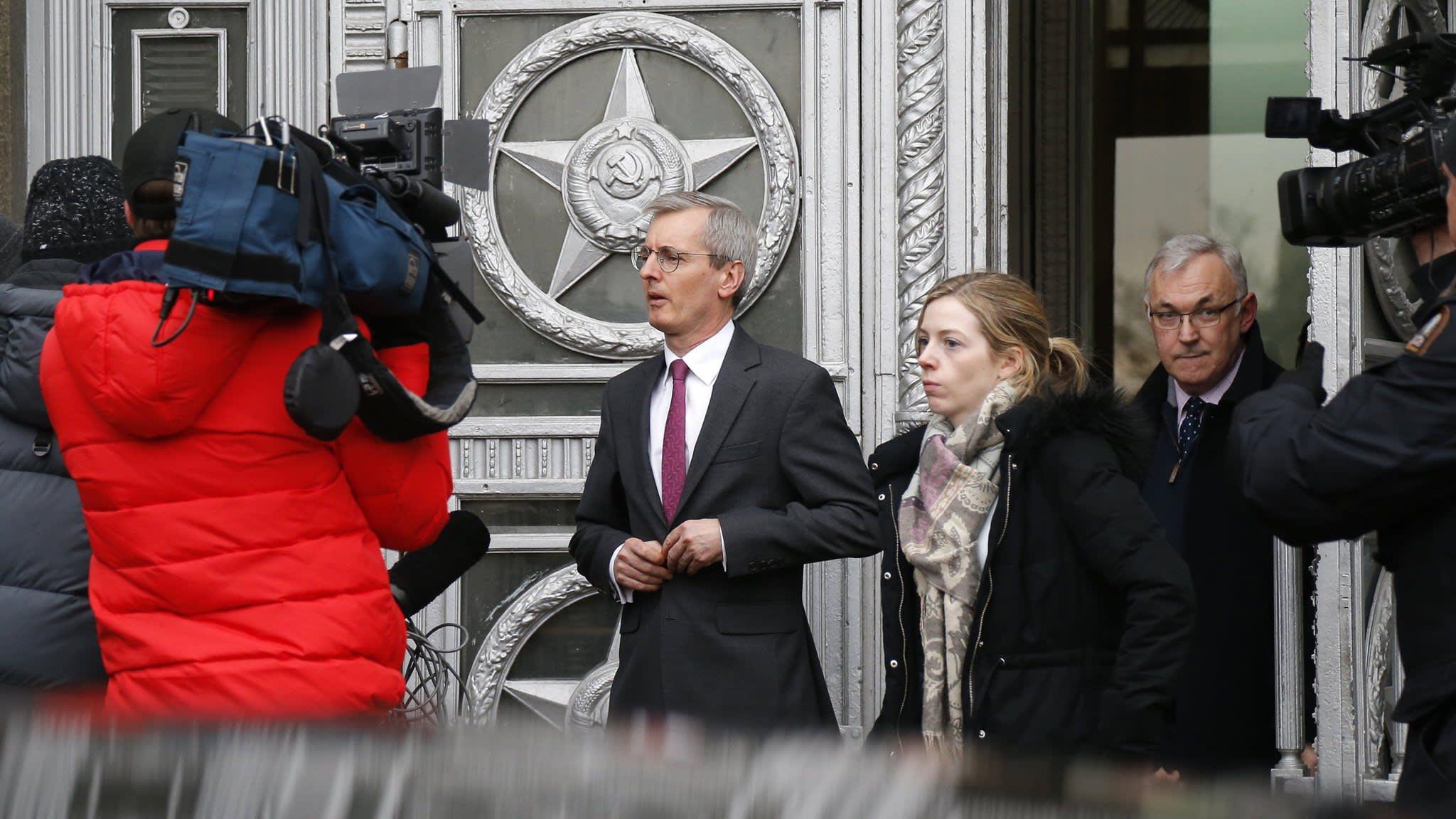 Deadline looms on UK sanctions threat against Russia