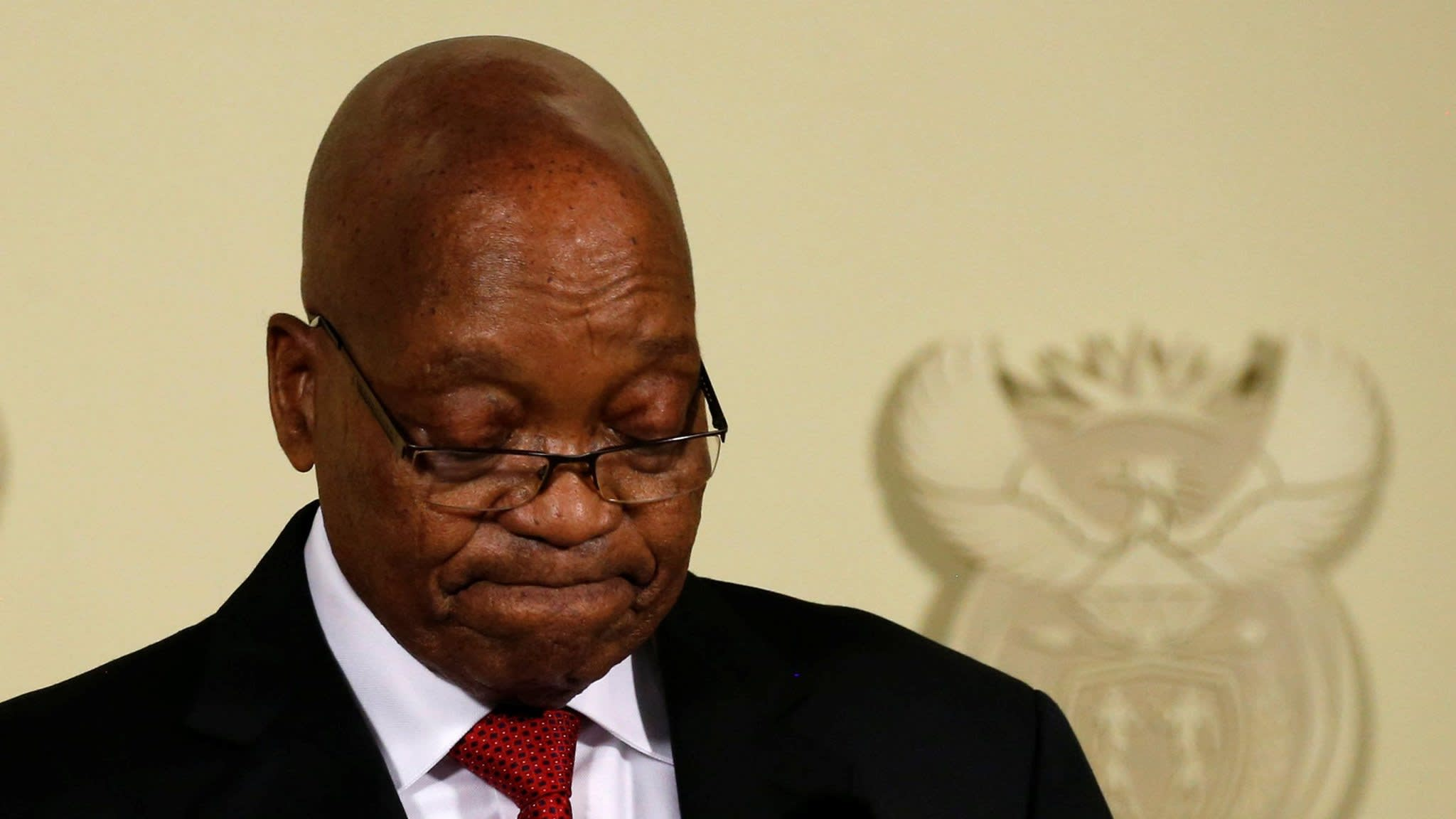 Jacob Zuma quits as president of South Africa