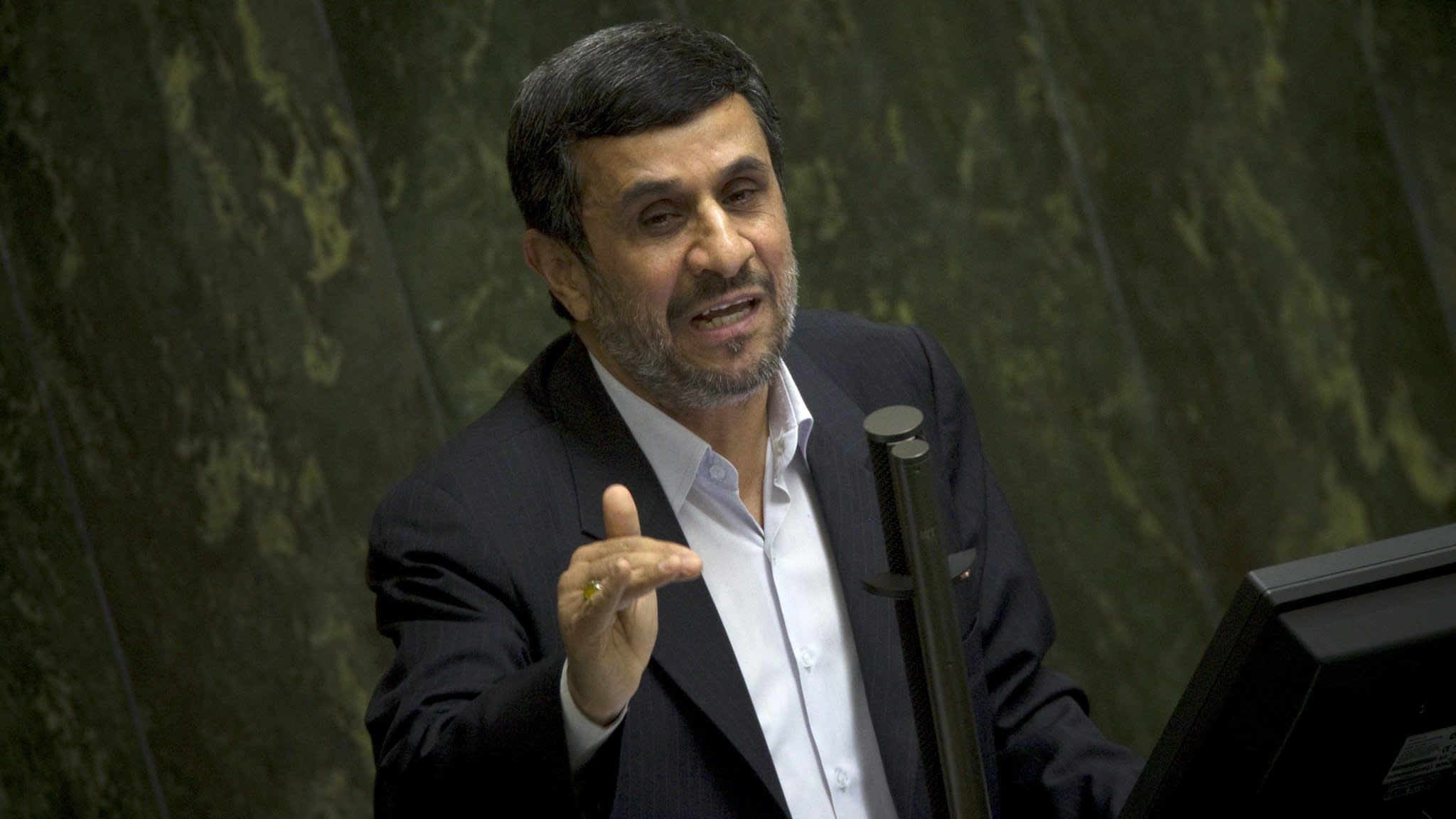 Ahmadi-Nejad becomes thorn in the side of Iranian regime