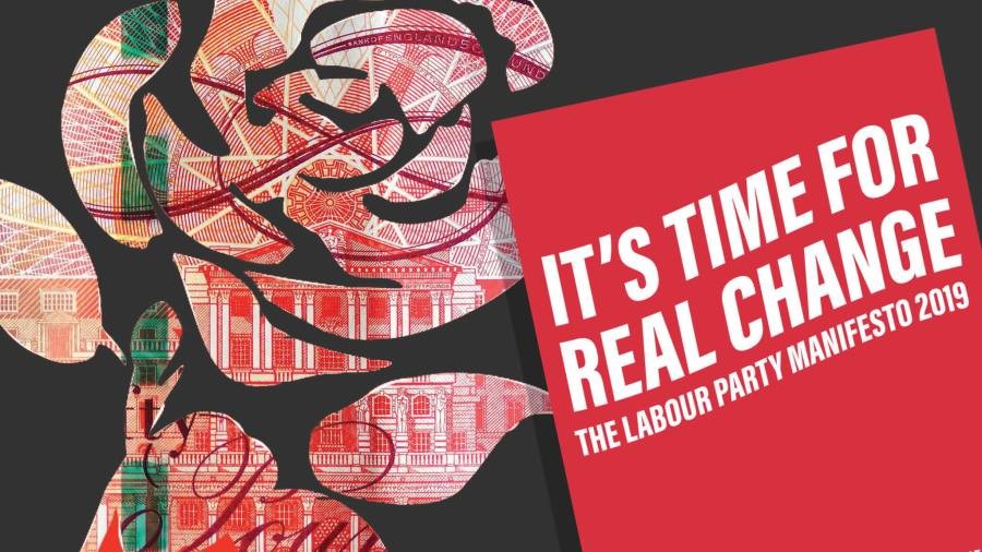 Labour sets out advanced world's harshest corporate tax regime