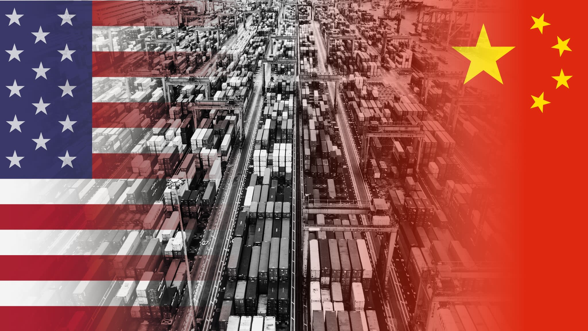 Trade war risks taking heavy toll on growth says OECD