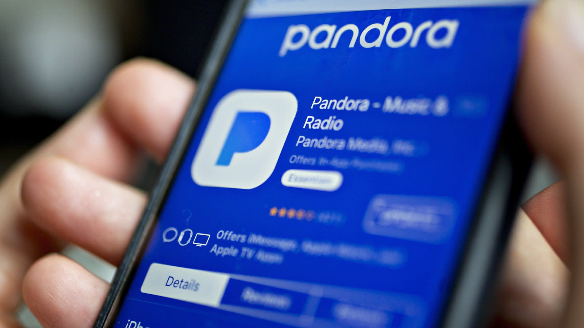 SiriusXM to buy Pandora in $3.5bn all stock deal