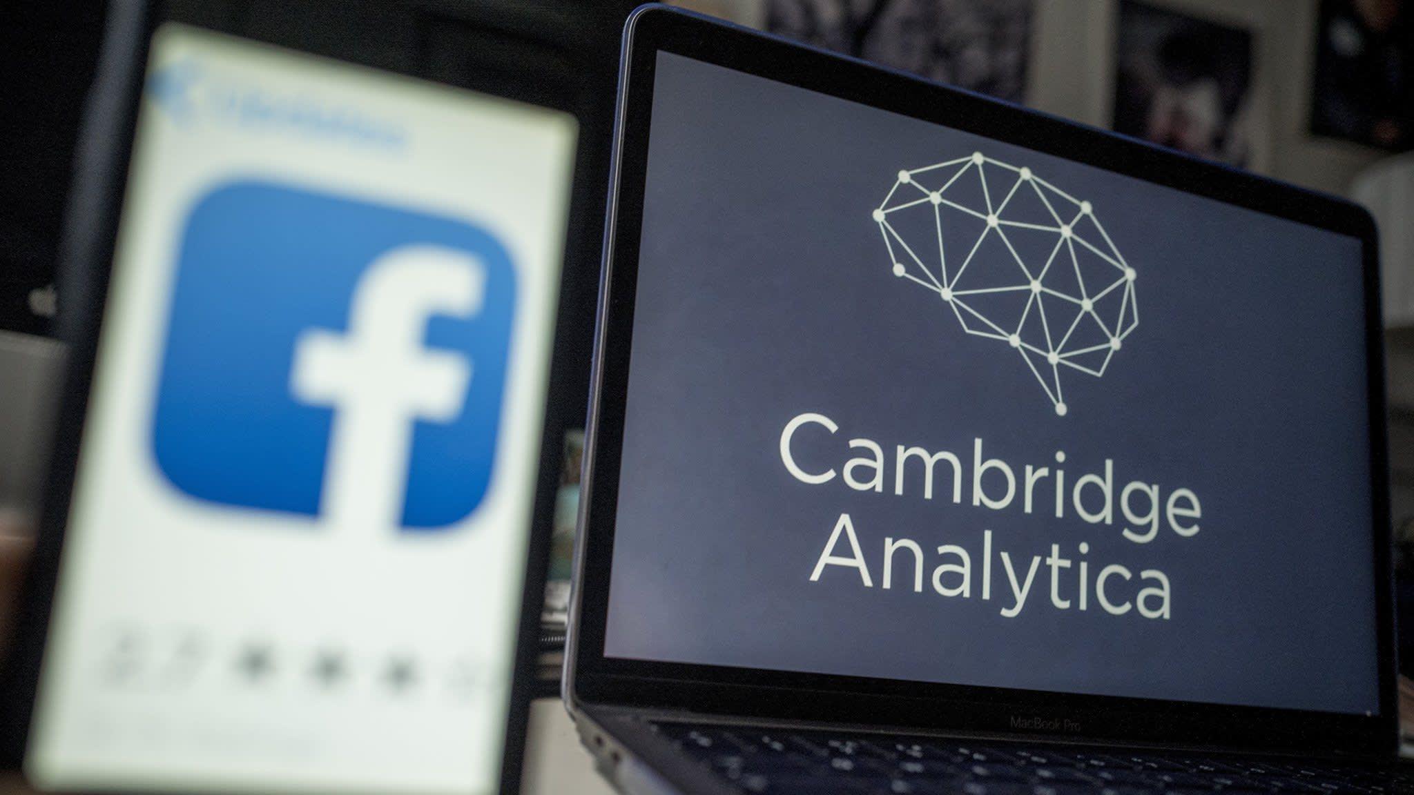 Cambridge Analytica video revelations add pressure on data firm