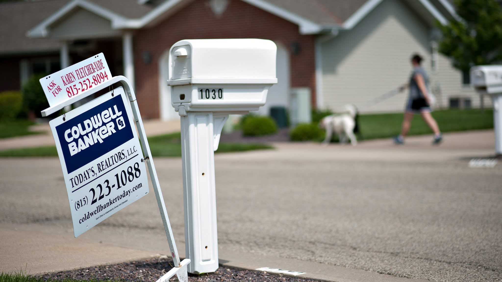 Machines switch to disrupting property valuers