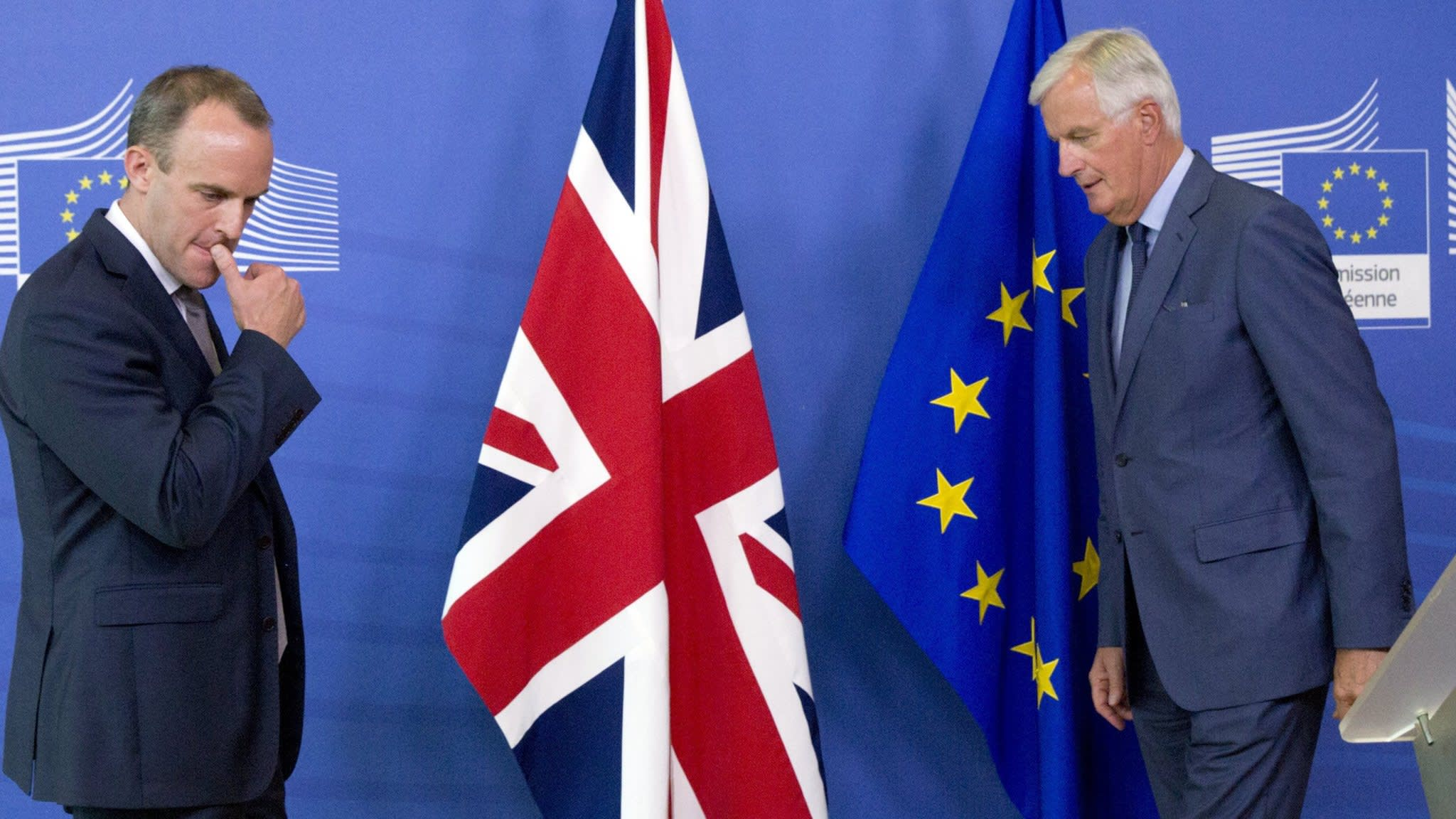 EU ready to give Barnier mandate to close Brexit deal