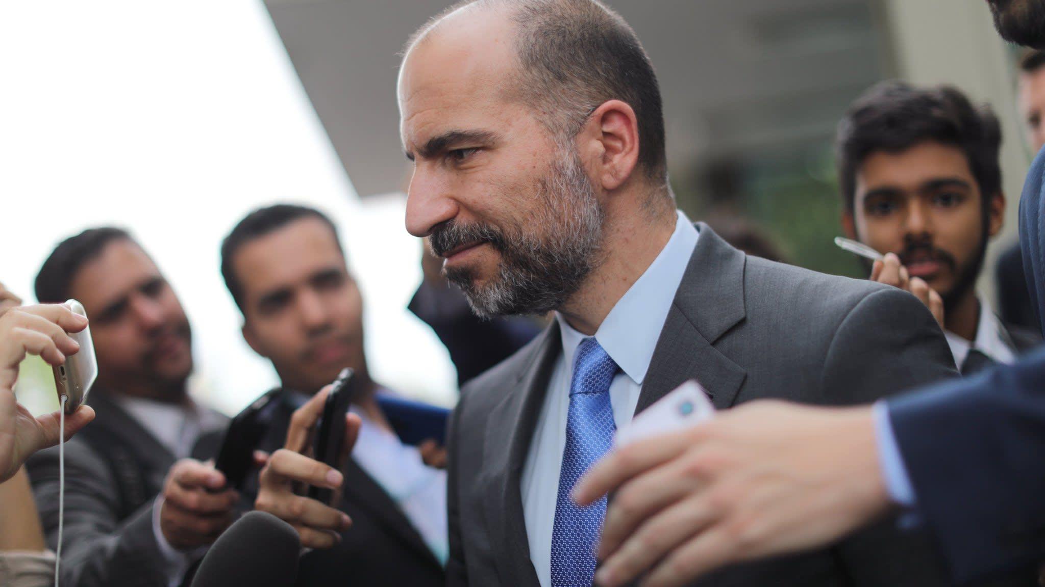 Uber apologises as company settles Waymo lawsuit