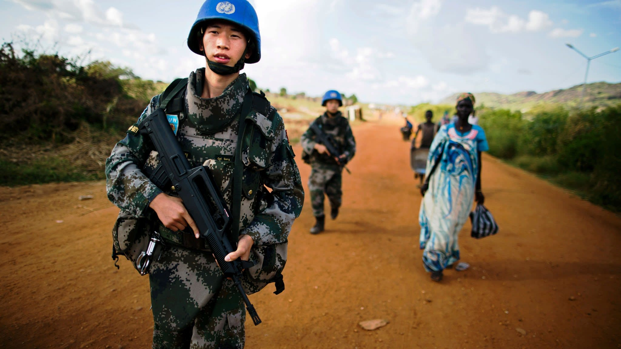 South Sudan's latest peace deal faces early test