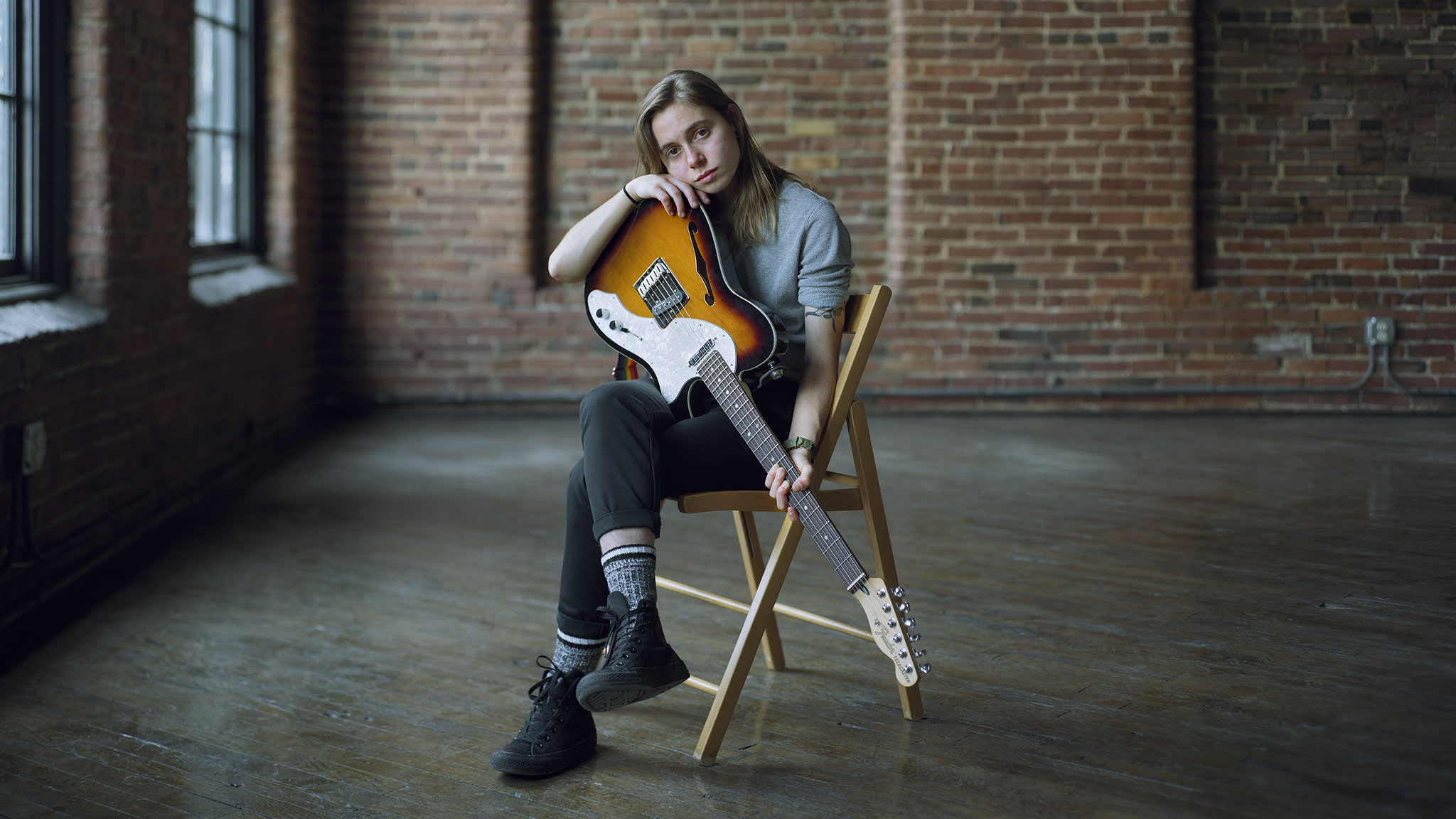 Indie star Julien Baker:'Spotify stresses me the hell out'