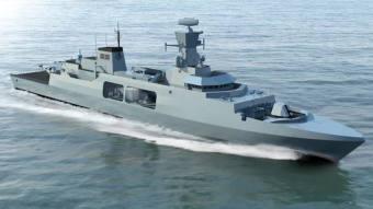 Big shipbuilders pull out of £1bn MoD support-vessel shortlist
