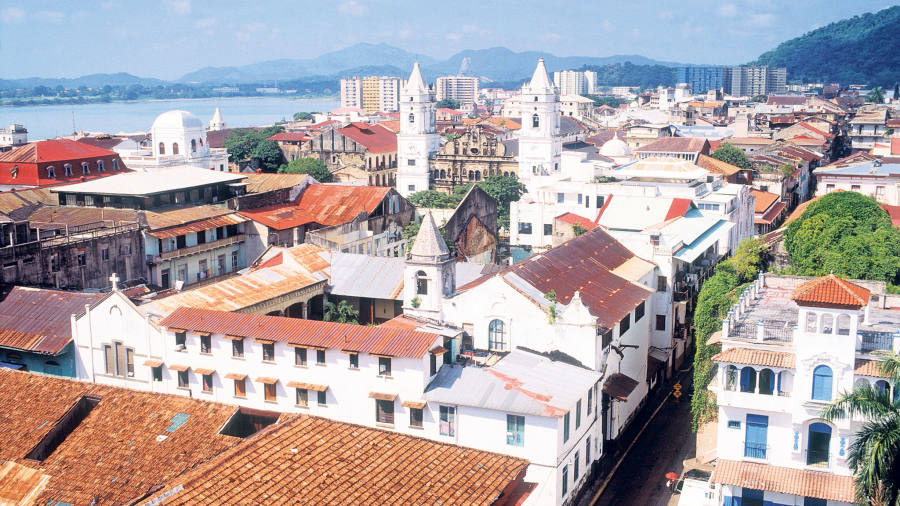 Homebuyers Return To Panama City S Rejuvenated Old Quarter Financial Times