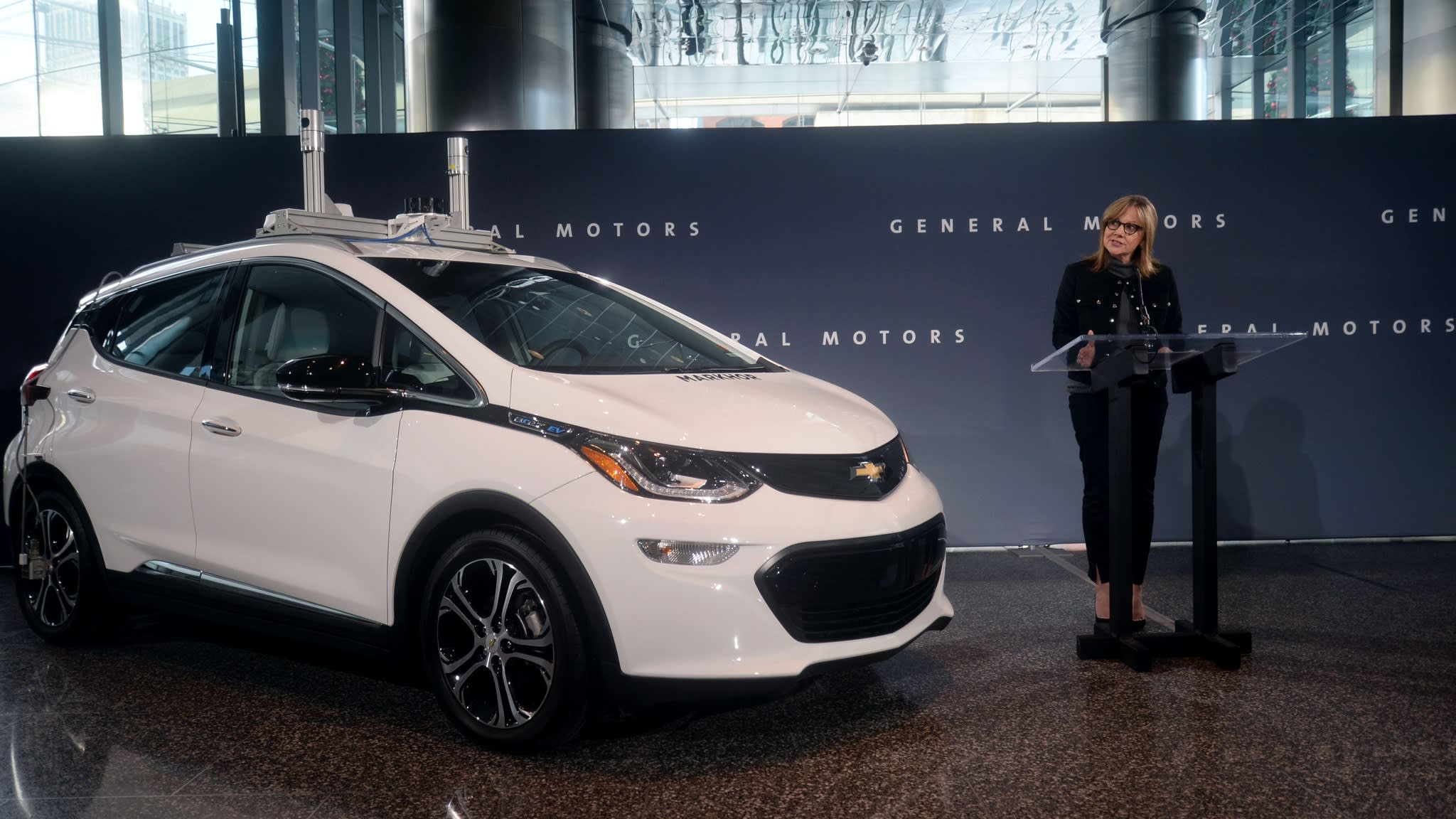 Honda invests $2.75bn in GM Cruise self-driving unit