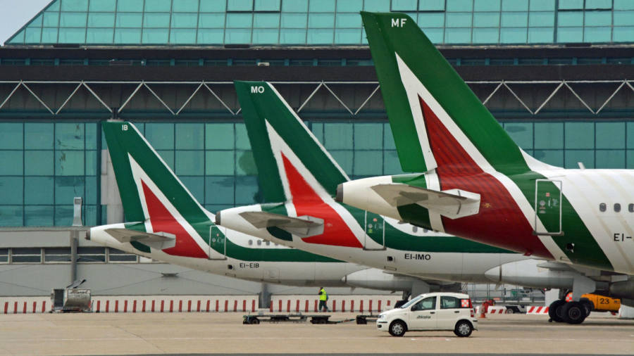 EasyJet bows out of consortium weighing bid for bankrupt Alitalia