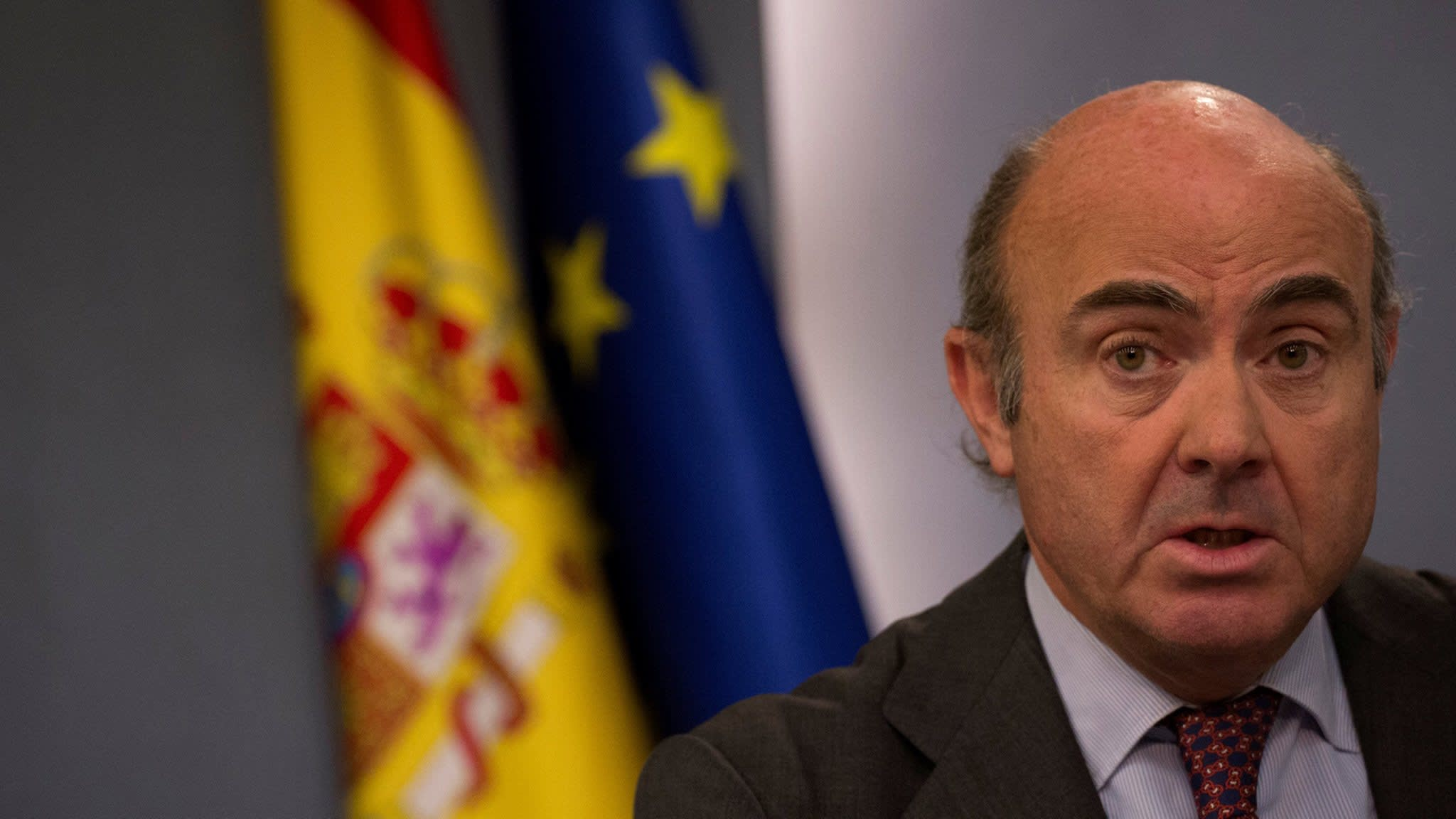 Spanish minister lands top ECB post after rival pulls out