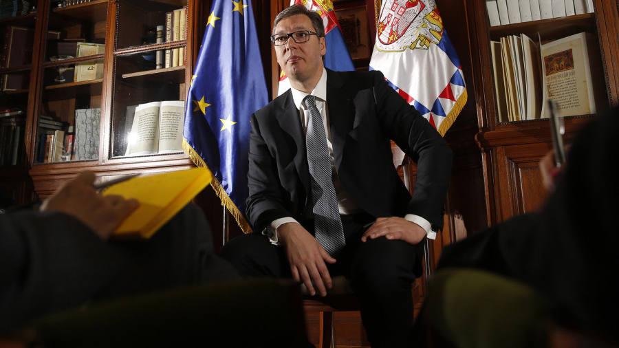 Balkan nations bank on regional ties after EU snub