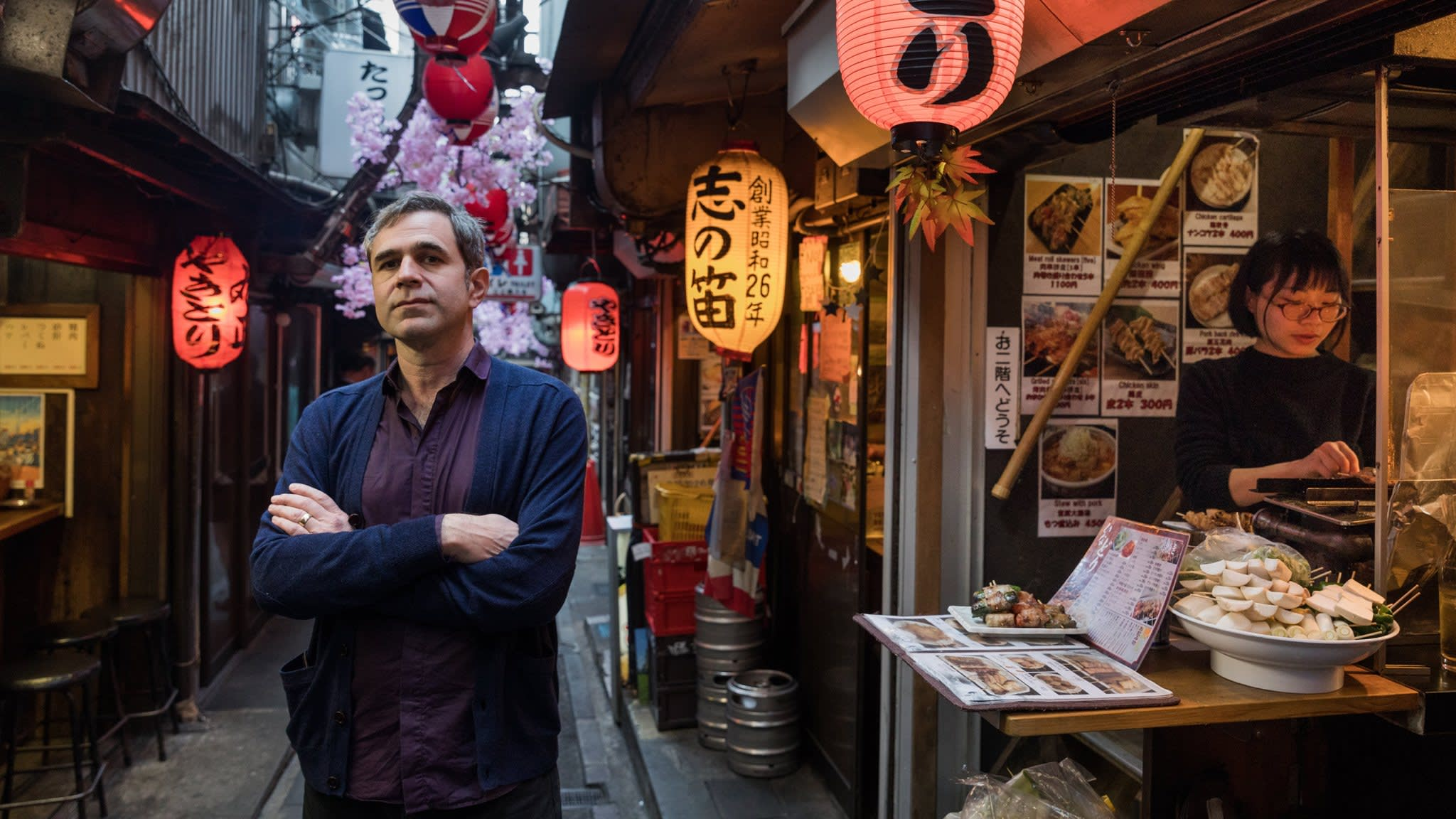 Spin city: hunting rare vinyl is the route to the real Tokyo