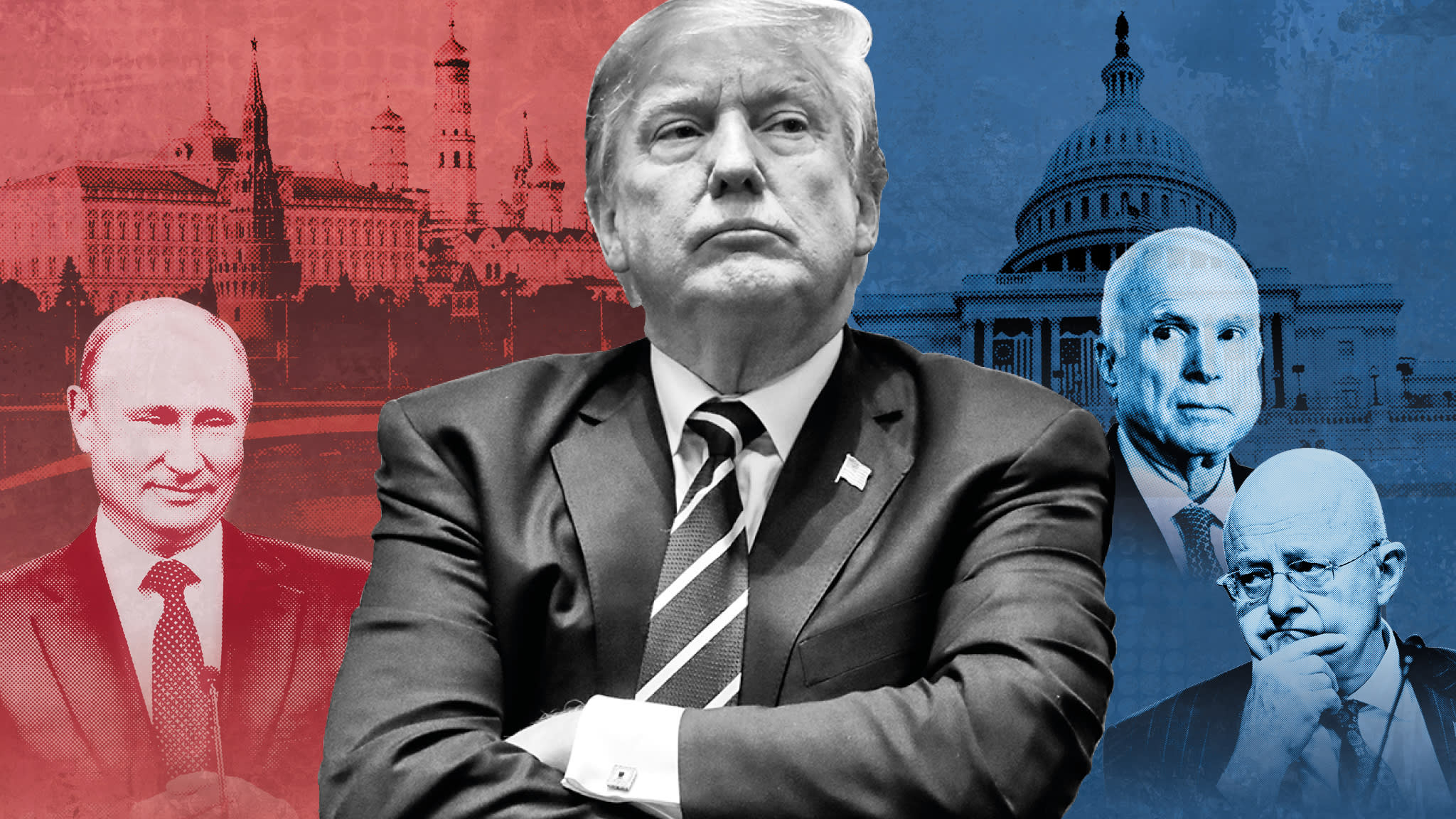 Helsinki is turning point in Republican relations with Trump