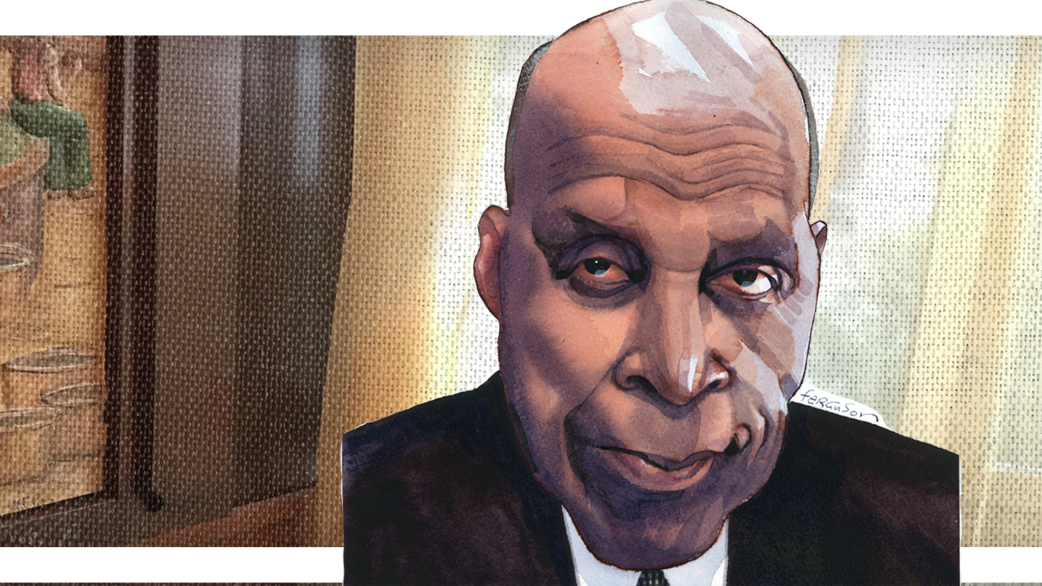 Vernon Jordan: 'It's not a crime to be close to Wall St'