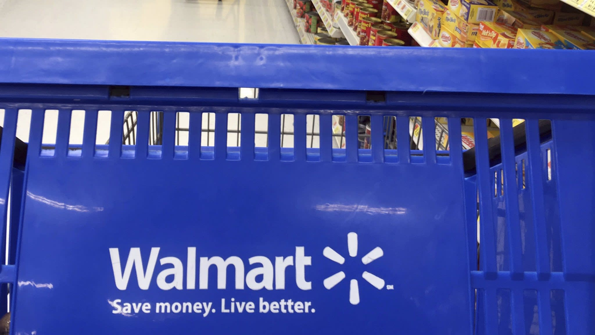 Former executive claims Walmart overstated sales