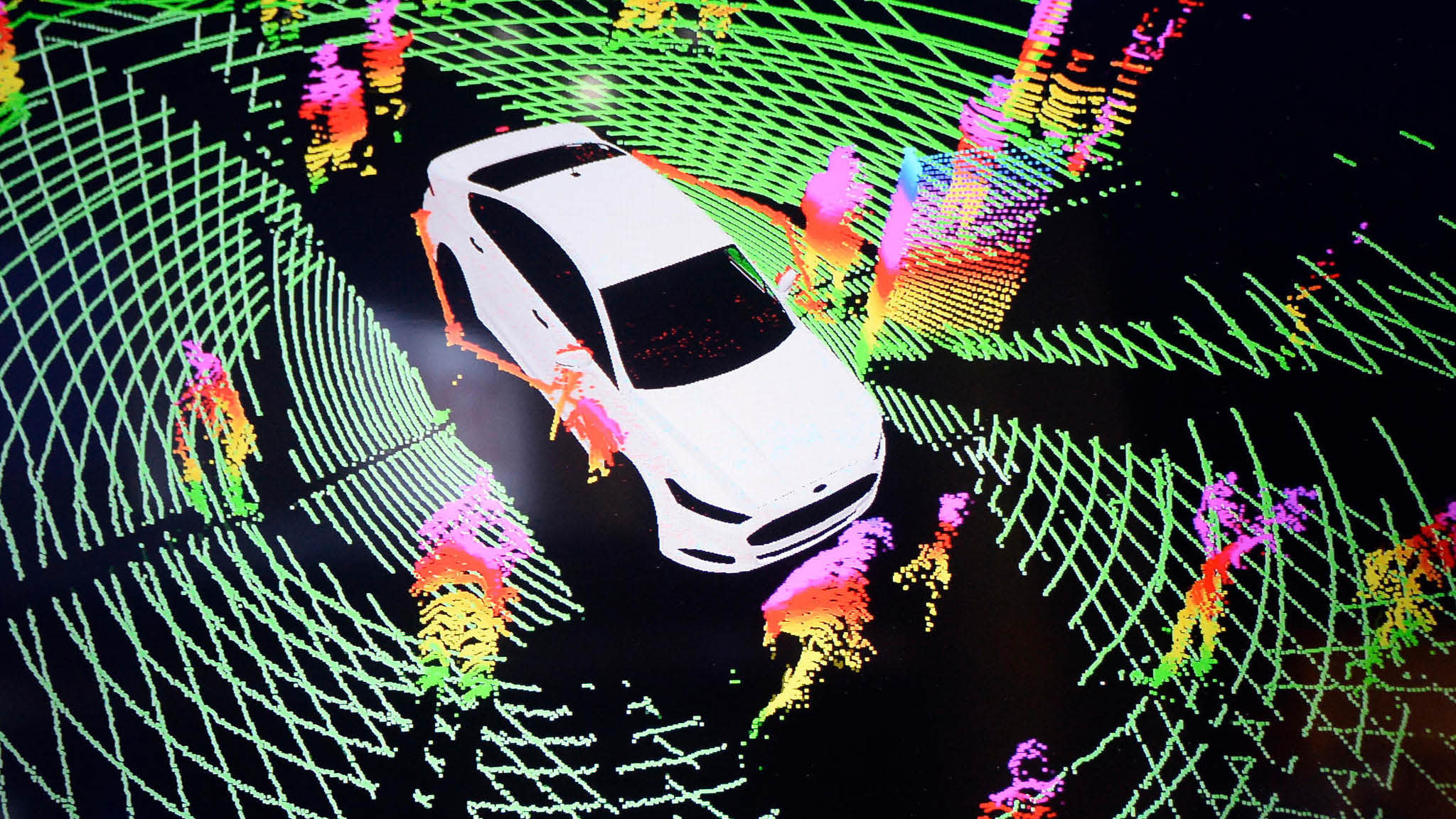 Driverless cars: mapping the trouble ahead