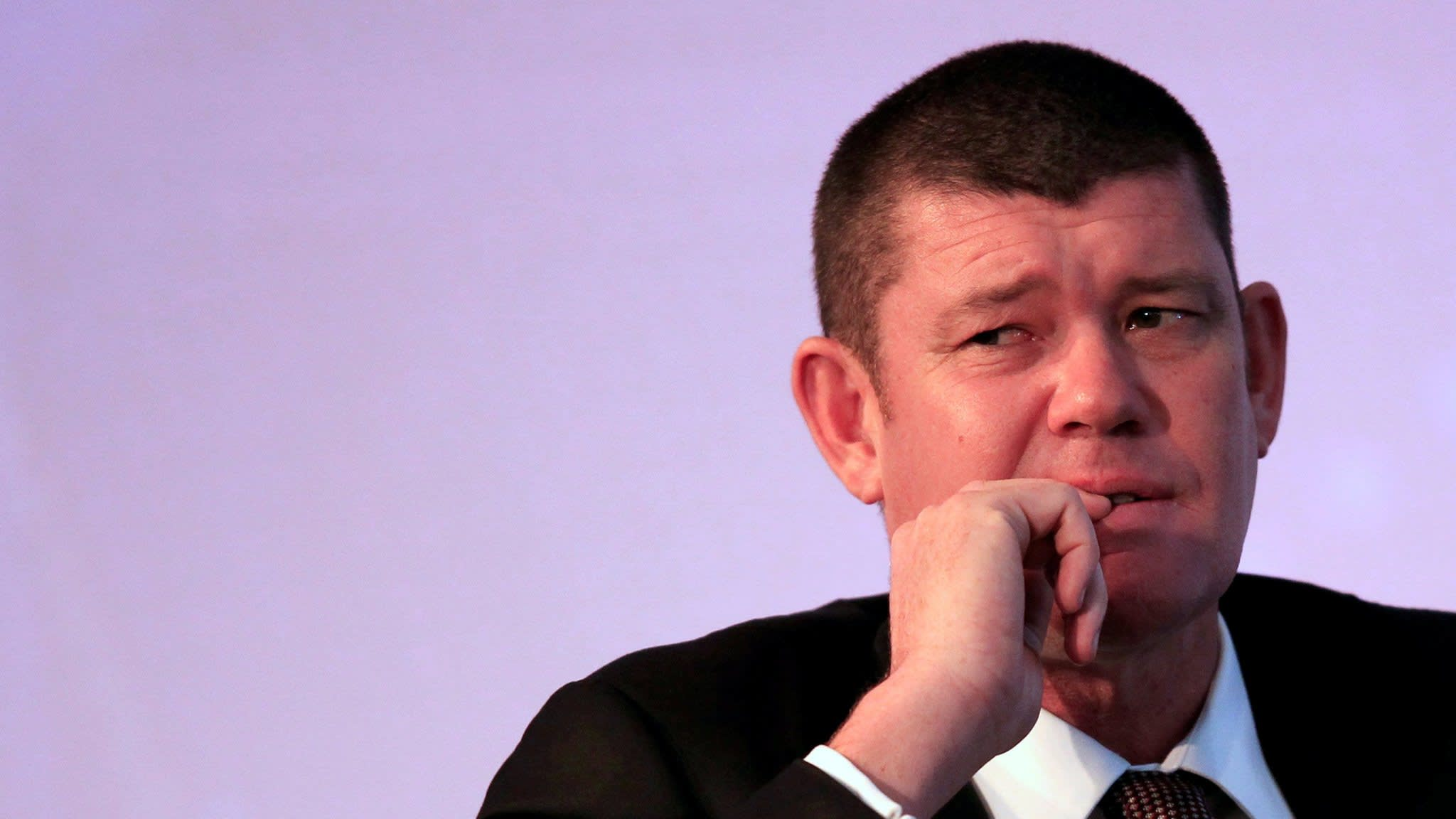 James Packer, billionaire in retreat after series of crises